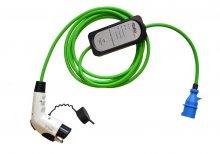 Ratio Electric Jednofázové mobilné nabíjačky TYP 1